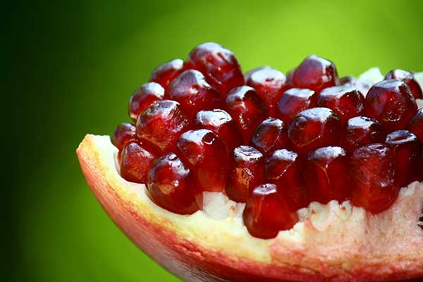 Will Pomegranate help my Parkinson's?