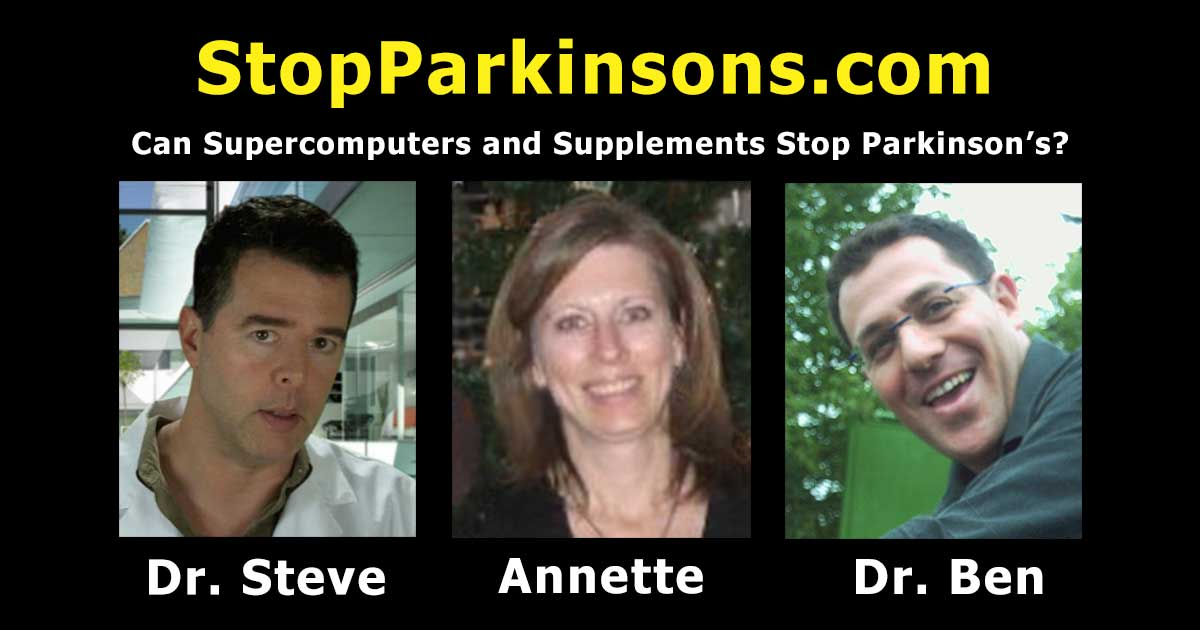 Can Supercomputers and Supplements Stop Parkinsons?